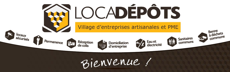 LOCADEPOTS Location de box stockage professionnels 31 Toulouse Sud Labège Castanet